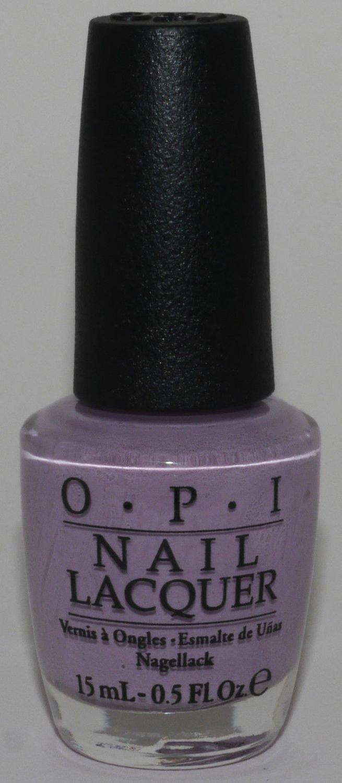 Purple Palazzo Pants- OPI Nail Polish Lacquer 0.5 oz
