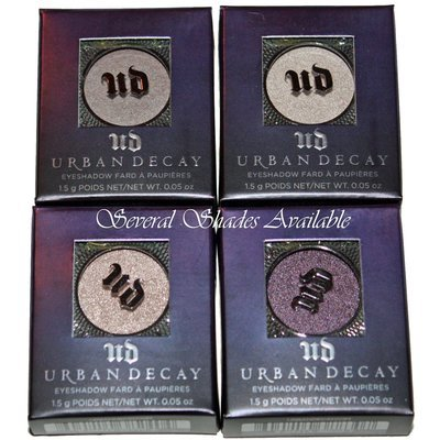 Urban Decay Eyeshadow 0.05 oz (Several Shades)