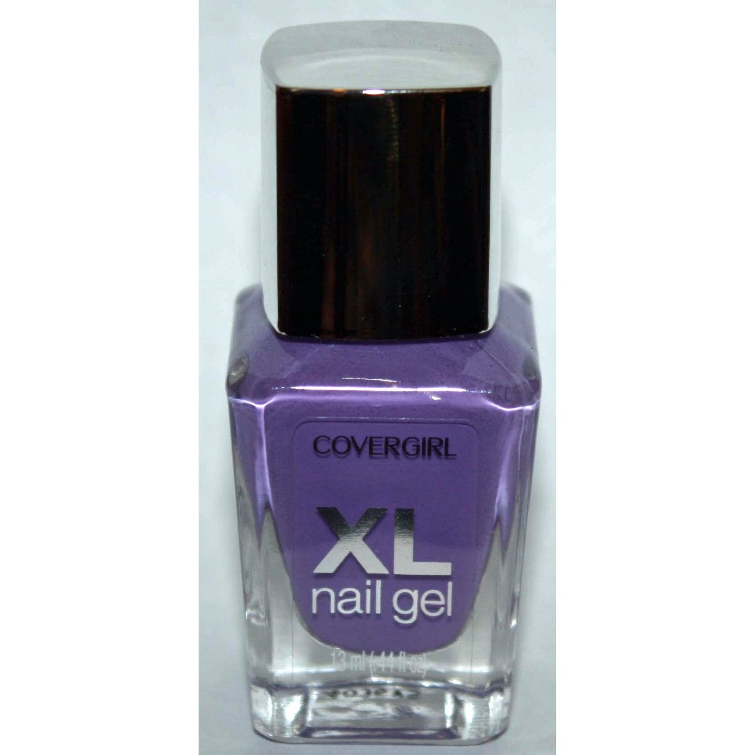 Covergirl XL Nail Gel Polish #770 Plumped-up Plum 44 oz