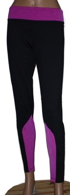 Under Armour Coldgear Women's Black/Fuchsia Fitted Pants (X-Large)