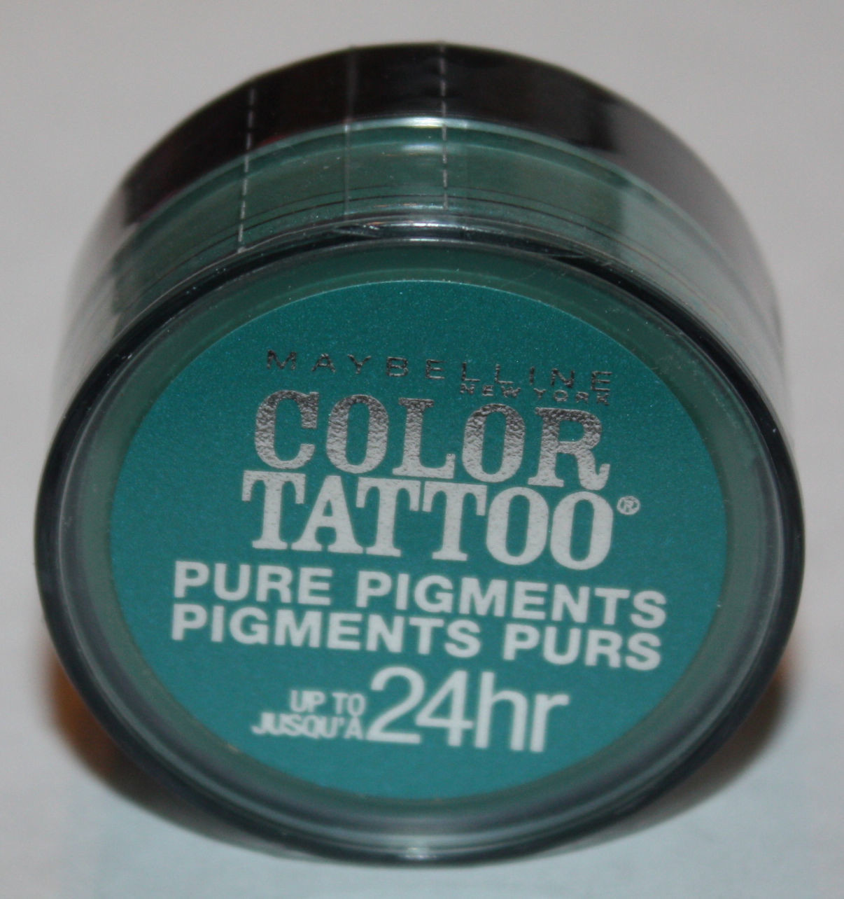 Maybelline Color Tattoo Pure Pigments Eyeshadow -#5 Never Fade Jade