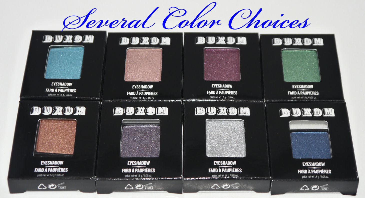 Buxom Customizable Eyeshadow Bar Single Refills 0.05 oz