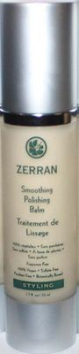 Zerran Smoothing Polishing Balm For Styling Hair 1.7 oz *Reduced*