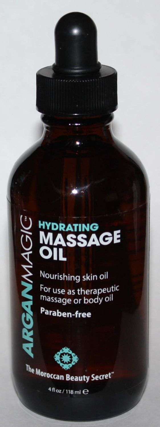 Argan Magic Hydrating Massage Oil * The Moroccan Beauty Secret 4 oz