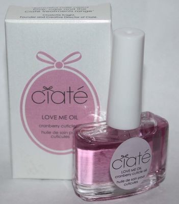 Ciate Nail Love Me Oil Cranberry Cuticle Oil 0.45 oz