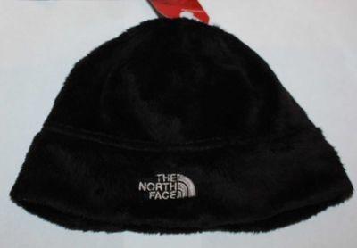 The North Face DENALI Unisex TNF Black Beanie Hat (Small/Medium)
