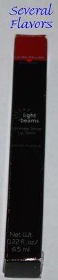 Laura Geller LIGHT BEAMS Ultimate Shine Lip Gloss 0.22 oz (Several Flavors)