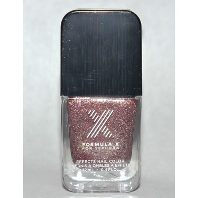 Center of My Universe​ Nail Color -FORMULA X For Sephora Effects Nail Color Polish Lacquer .4 oz