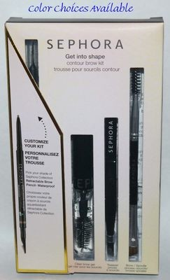 Sephora Get Into Shape Contour Eye Brow Kit (Several Shades)