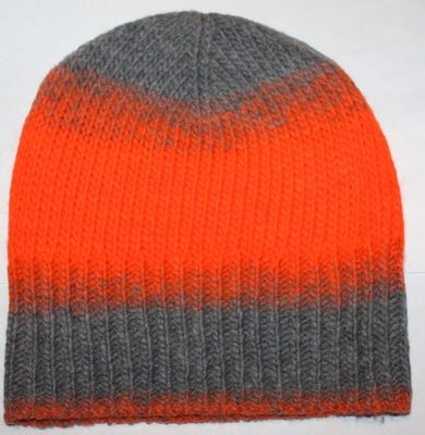 Kate Spade SATURDAY SAFETY/ORANGE 817 Ombre Beanie