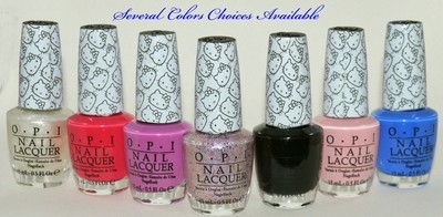 OPI Nail Polish Lacquer - Hello Kitty Collection 0.5 oz