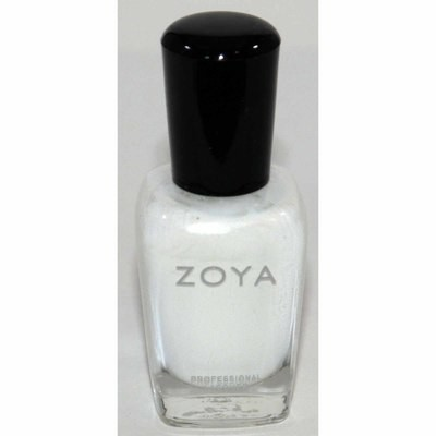 Zoya Professional Nail Lacquer Polish .5 oz Purity