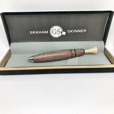Pacer Pencil in Walnut