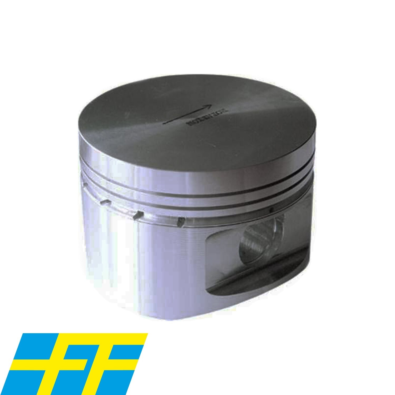 85mm Forged Racing Piston Volvo B18 FIA Marcos 1800GT - set