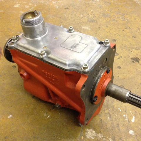 Volvo M40 Straight Cut Close Ratio Gearbox
