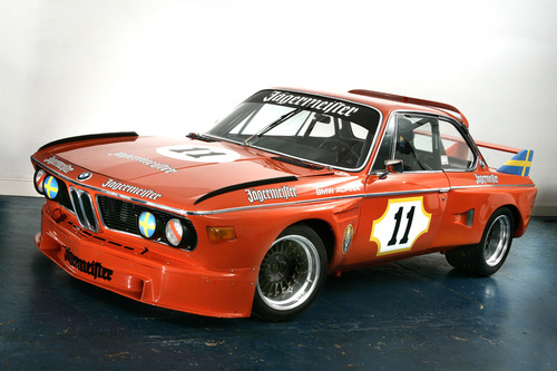 BMW 3.0 CSL Batmobile Group 2 Arches