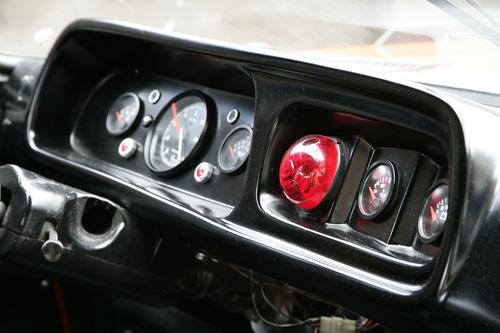 BMW 3.0 CSL Batmobile Fibreglass Dashboard LHD