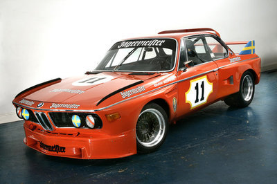 BMW 3.0 CSL Batmobile Group 2 Front Air Dam