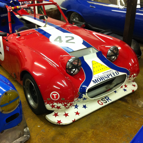 GSR Racing Frogeye Bonnet / Front 00025