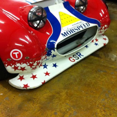 GSR Racing Frogeye Front Splitter