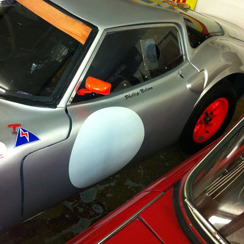 Marcos 1800GT Door Left CCK20
