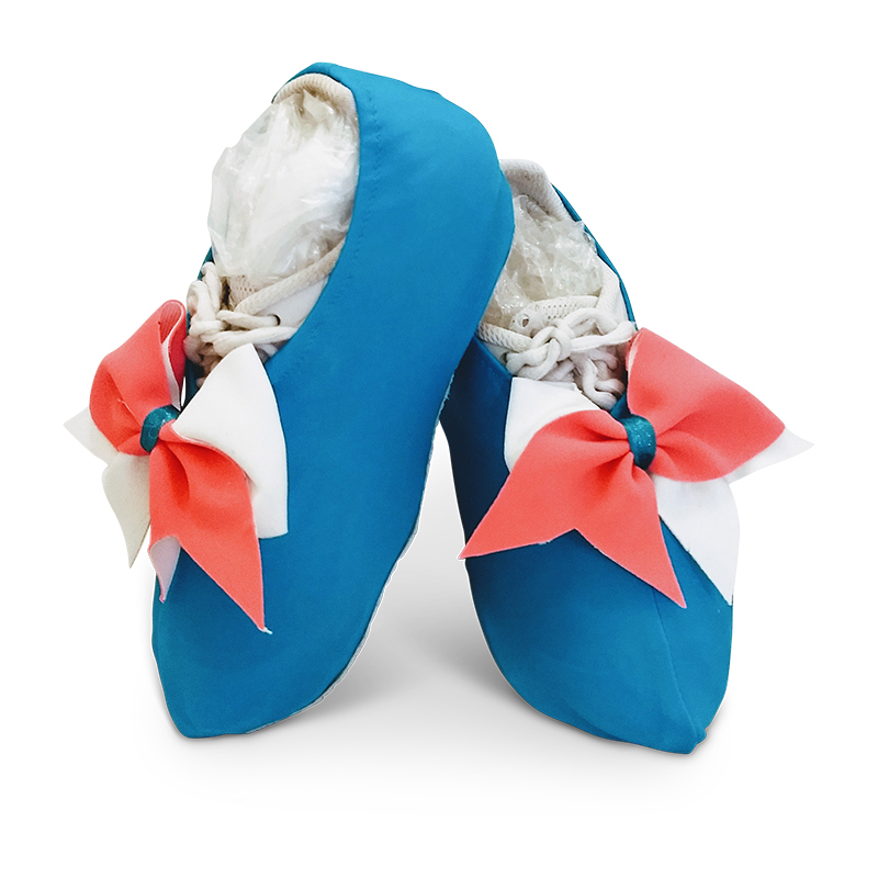 Cheer Shoe Covers in Color SW-COL