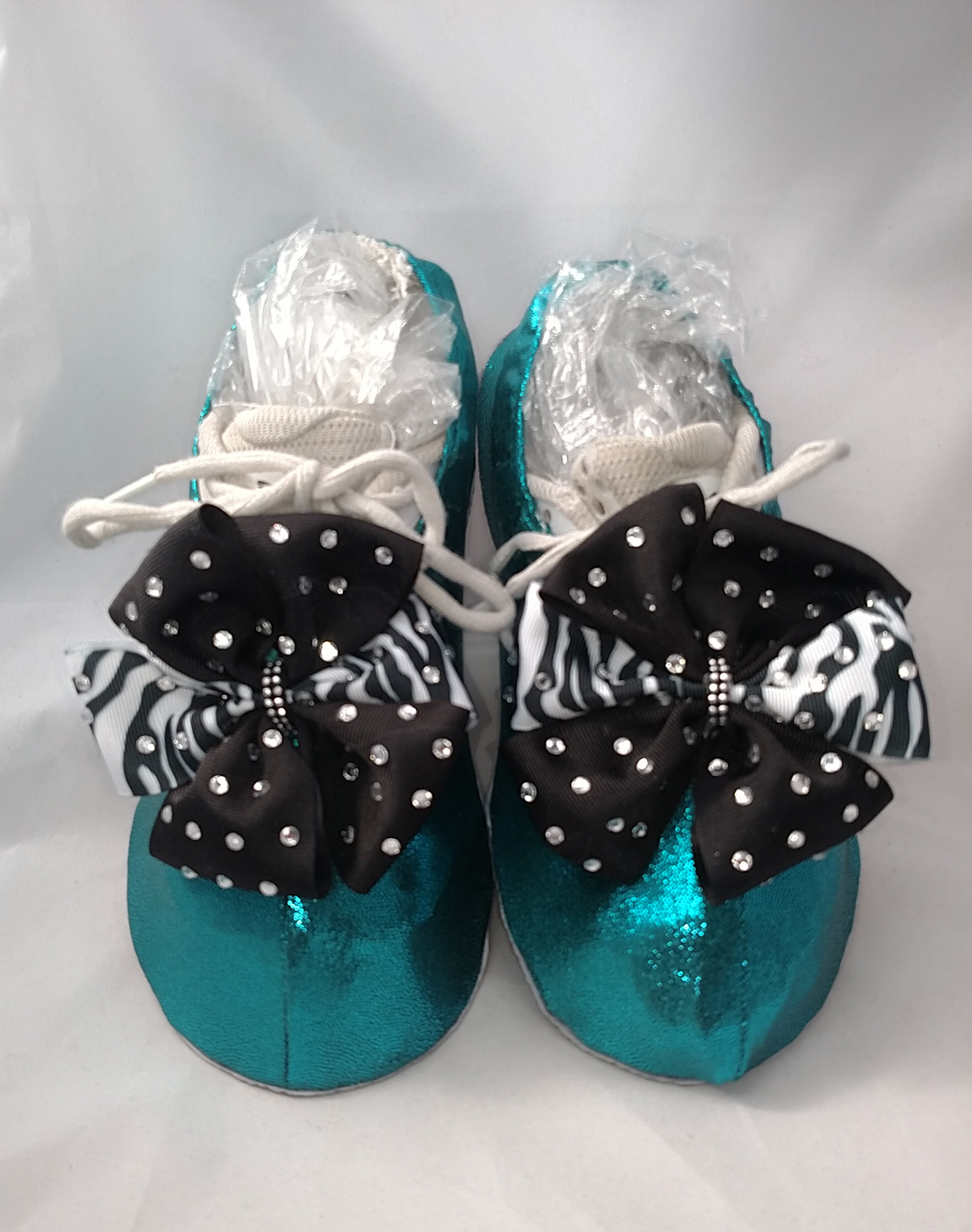 Mystique Shine Cheer Shoe Covers SW-MYS