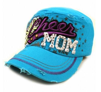 Cheer Mom Hat - CLEARANCE JG-CH-A-X