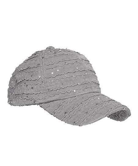 Glitter Cap - Gray JG-GG-X