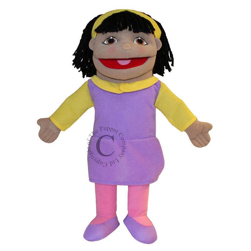 Puppet Buddy - Olivia PC-OL-X