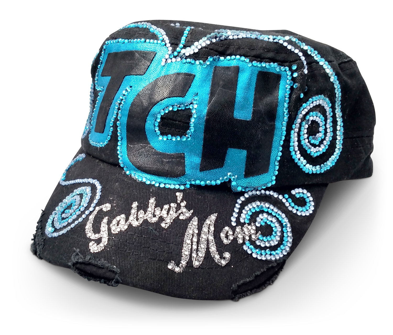 Bling Team Cap - Custom