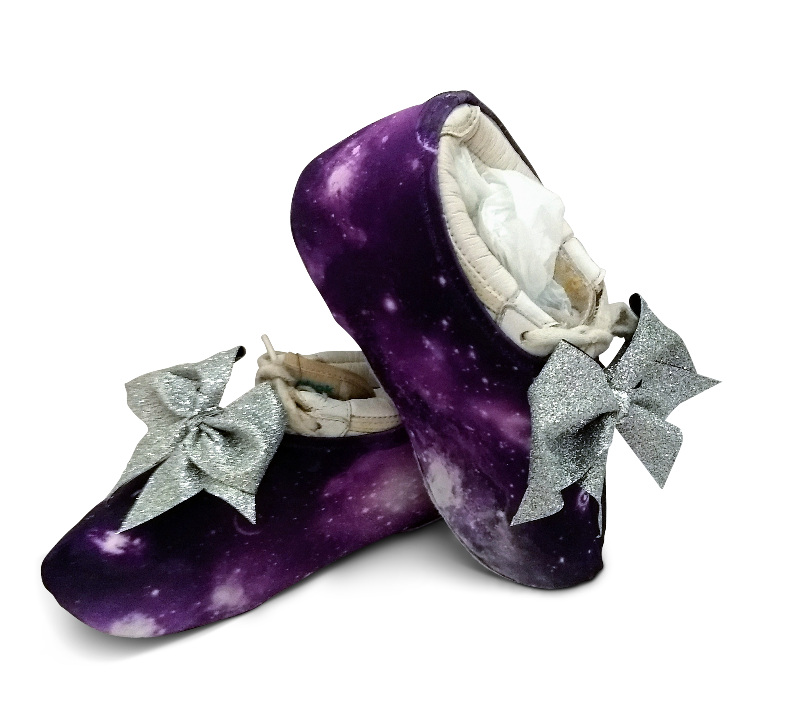 Galaxy Quest Cheer Shoe Covers SW-GLX