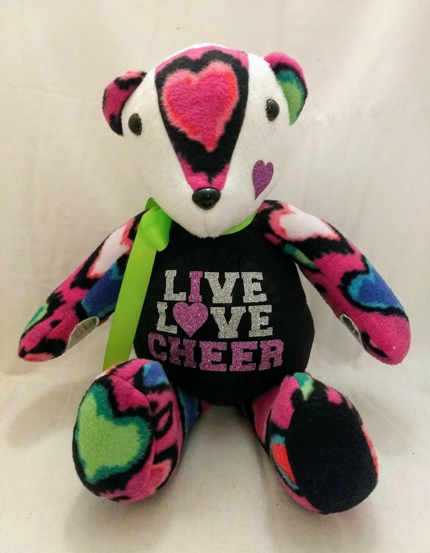 I Love Cheer Bear
