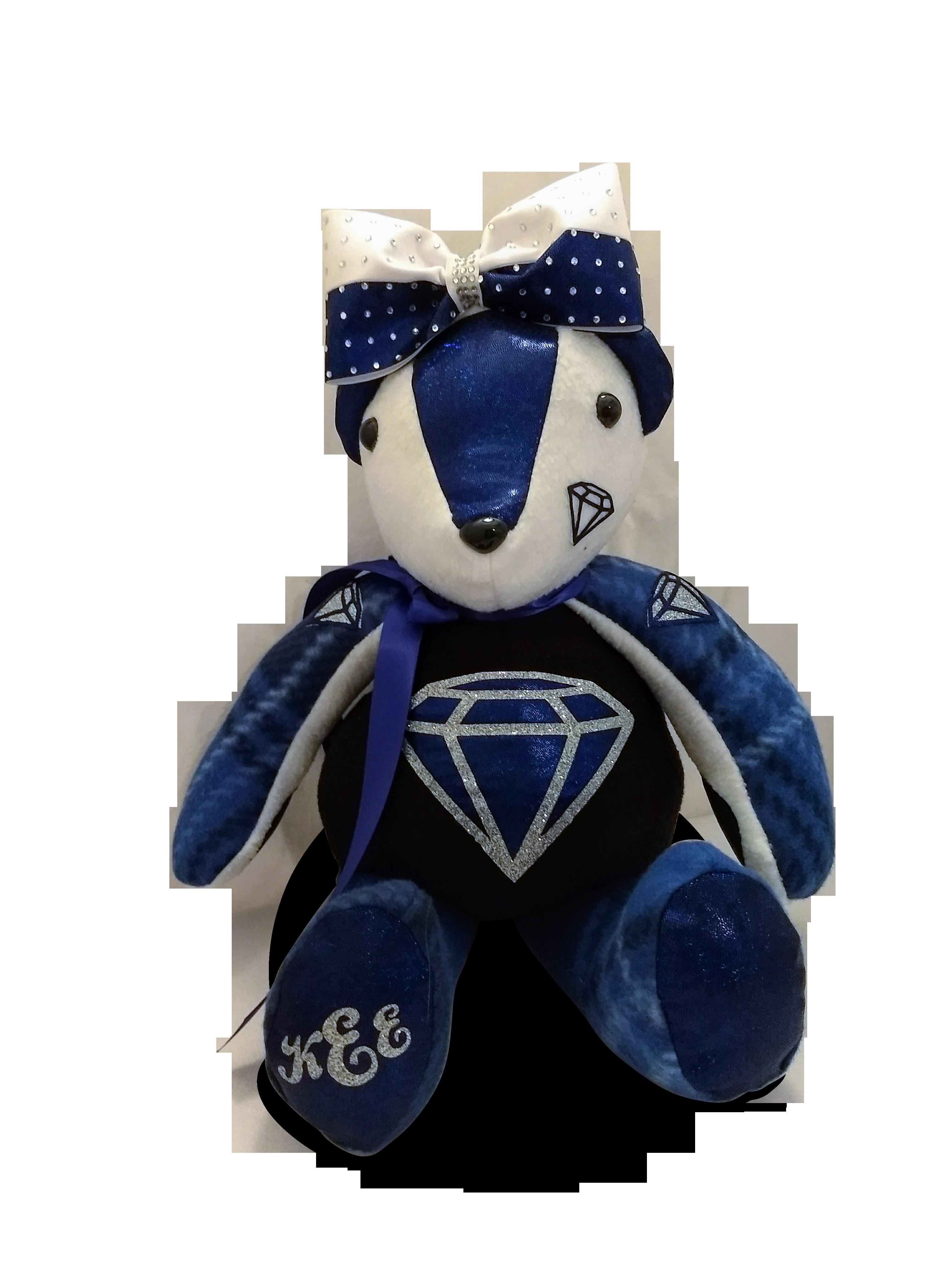 KDA Cheer - Diamonds Spirit Bear TB-KDA