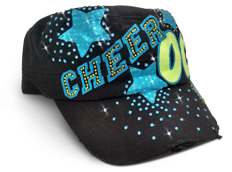 Bling Cheer Cap