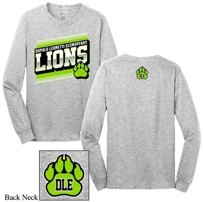 Long sleeve Lions shirt
