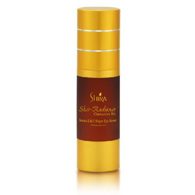 SHIR-RADIANCE CORRECTIVE RX INSTANT-LIFT COLLAGEN EYE SERUM 30 ML