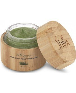 SHIR-ORGANIC PURE GREEN ALGAE SOOTHING GEL / DRY, SENSITIVE, COUPEROSE, ROSACEA & IRRITATED SKIN