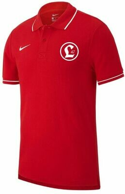 Nike Polo-Shirt Kinder SV Lichtenberg 47 Fan