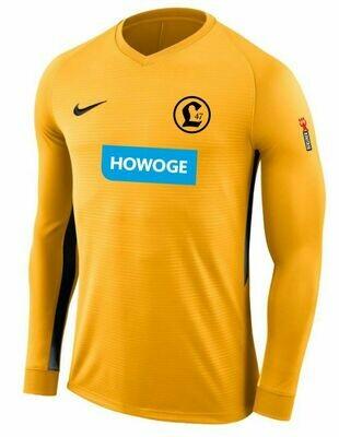 Nike Torwarttrikot Kinder SV Lichtenberg 47 Fan gelb