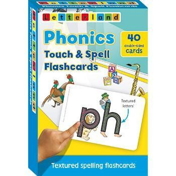 Phonics Touch & Spell Flashcards