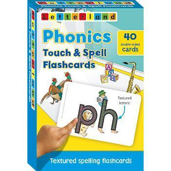Phonics Touch & Spell Flashcards 9781782480891