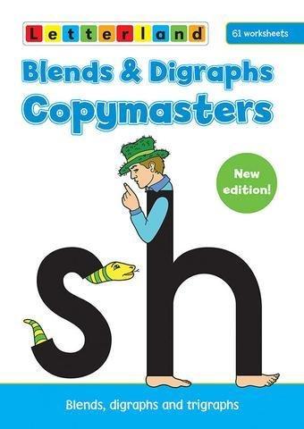 Blends & Digraphs Copymasters 9781862092990