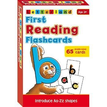 First Reading Flashcards 9781862092273