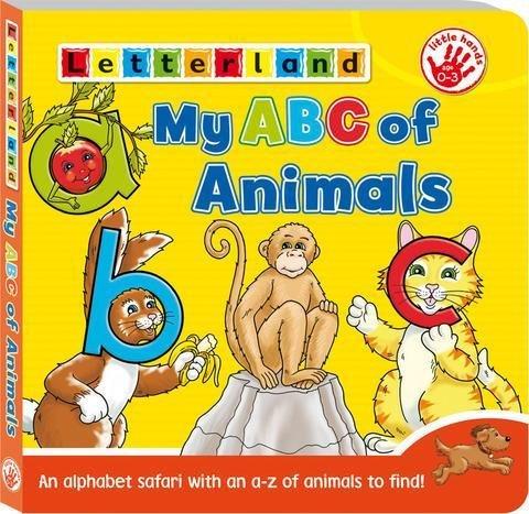 My ABC of Animals 9781862097742