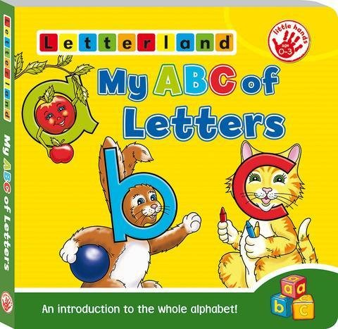 My ABC of Letters 9781862098121