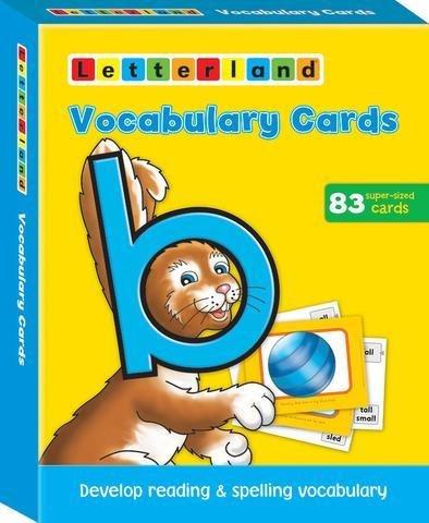 Vocabulary Cards 9781862092686