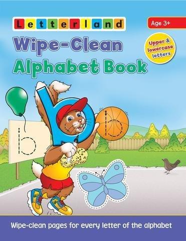 Wipe-Clean Alphabet Book 9781862099234