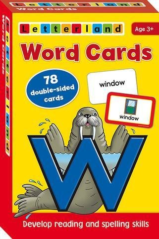 Word Cards 9781862099227