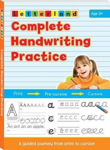 Complete Handwriting Practice 9781862099784